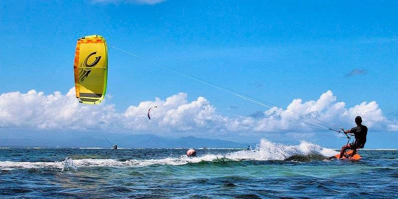 Kite Surfing Goa - RentMyBike